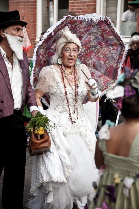 Karnevalen, foto: Thorbjörn Lagerwall